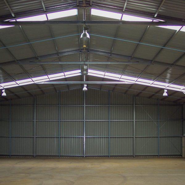 Industrial Warehouse - Outdoor World