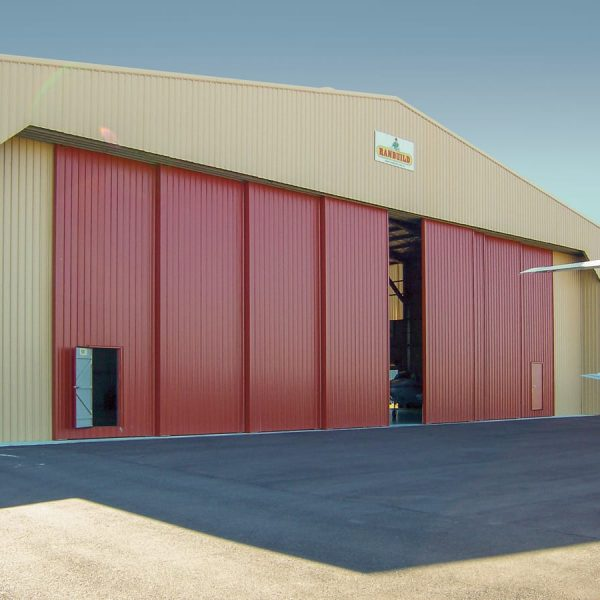 Aircraft Hangar - Outdoor World