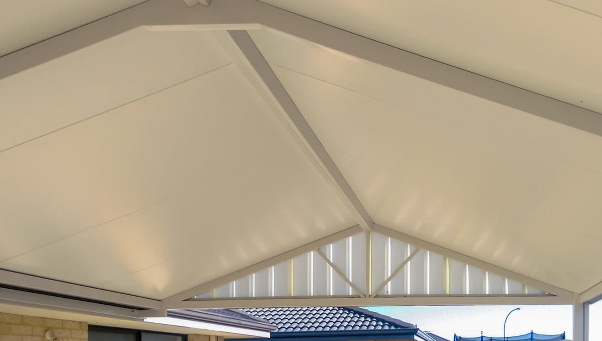 Ashraf Solarspan Insulated Roof Patio
