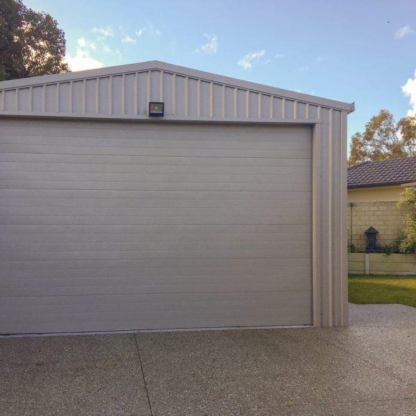 Garage Front - Custom Garages - Outdoor Worth