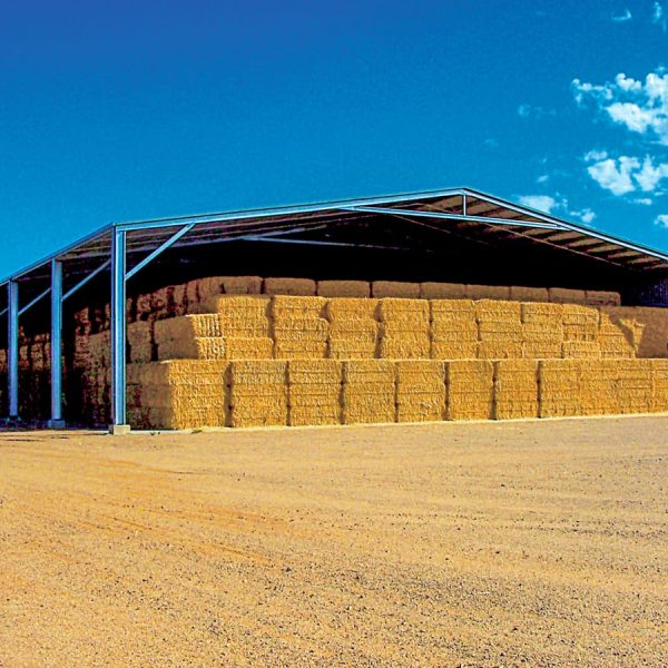 Farm Shed - Hay Storage - Outdoor World