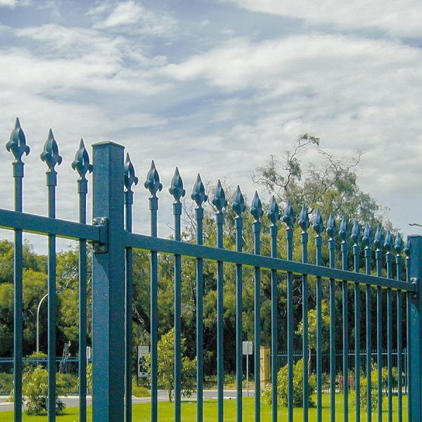 Decorative Fencing - Commercial Fencing - Outdoor World