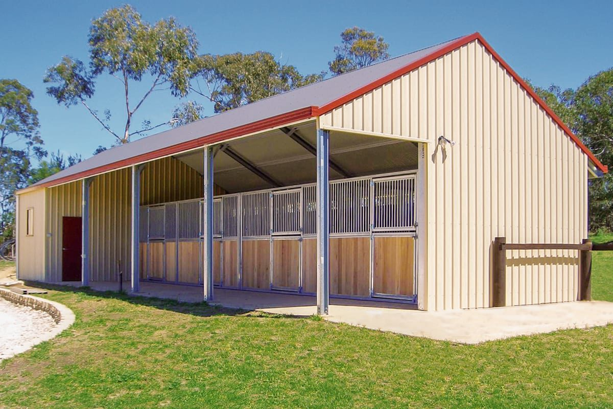 Equine Stables - Outdoor World Western Australia