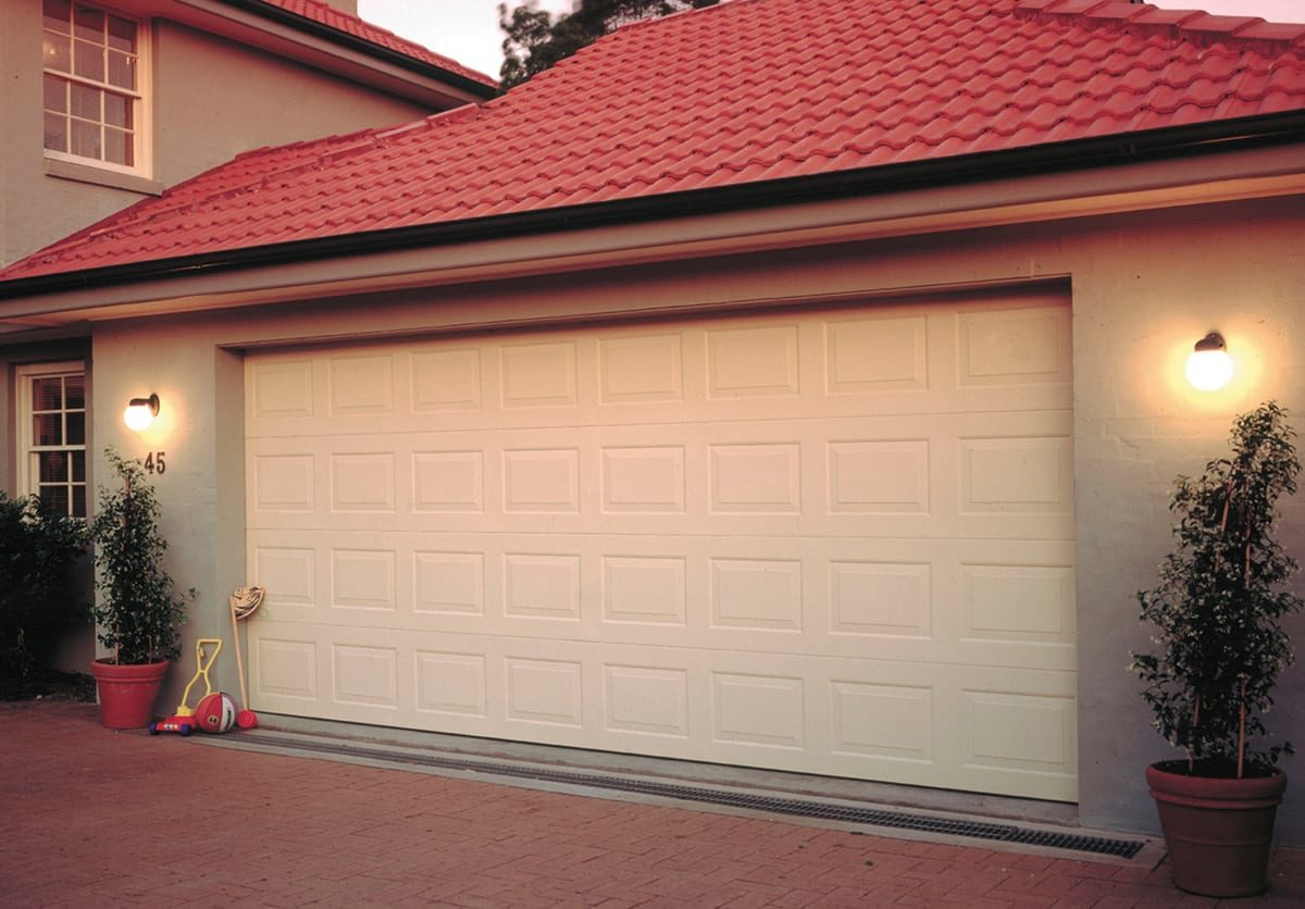 Firmapanel Statesman Garage Door