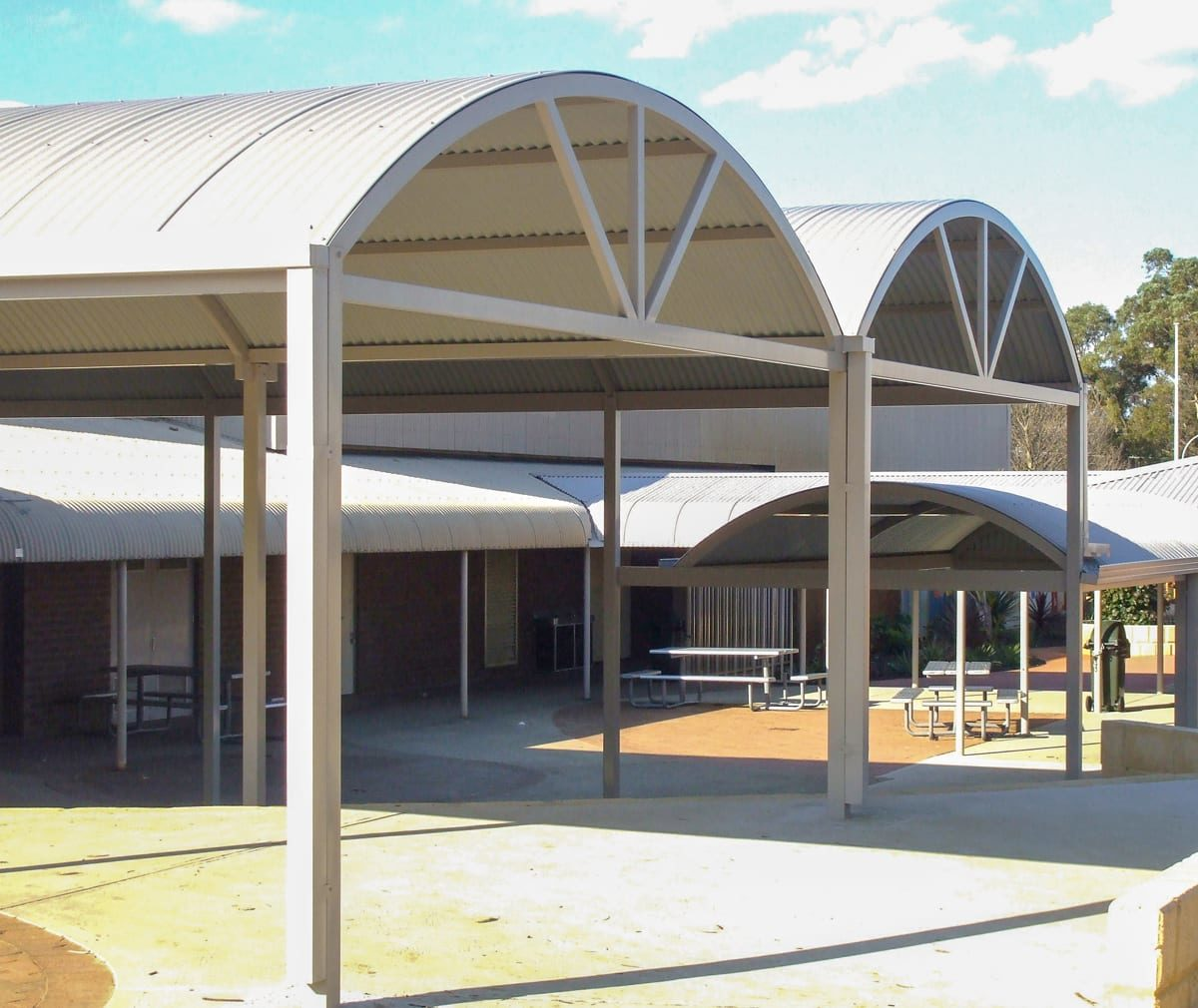Woodvale Eddystone Wanneroo Dome Patio