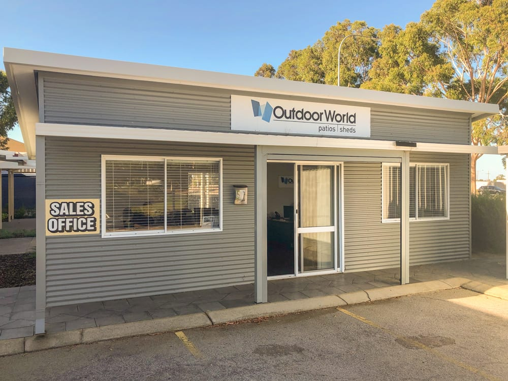 Outdoor World Sales Office