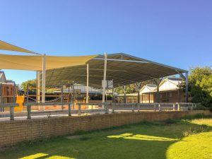 Winthrop PS - Basketball Court Shade Structure_005
