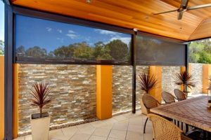 Zip Screen Awnings - Outdoor Patio Blinds in Perth