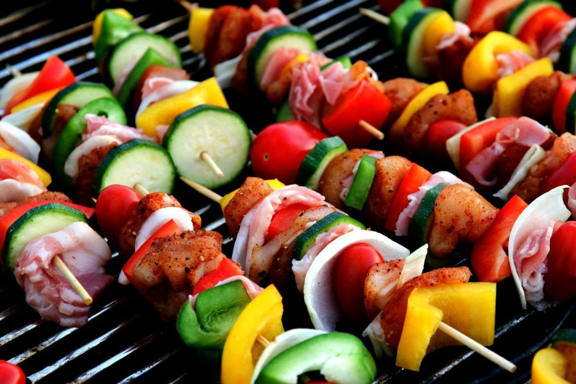 Shish Kebab Outdoor BBQ