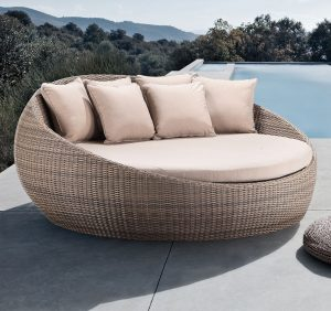Newport Day Bed (Outdoor Living concept)