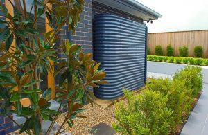Slimline Water Tank